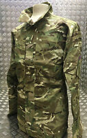 Genuine British Army MTP Lightweight Jacket  Warm Weather Camo Pattern - NEW