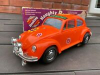 HC Toys Hong Kong Smoking Naughty Volkswagen Bug In Its Original Box - Mint RARE