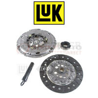 LuK Clutch Kit for 2005-2010 Volkswagen Jetta 2.5L L5 - Transmission et