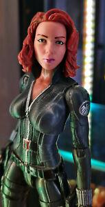 Marvel Legends - Black Widow - Civil War - Mandroid - Avengers