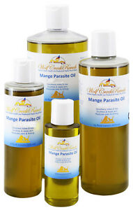 MP Oil - Natural Treatment 4 Mange, Mites, Hot Spots, Itch Relief 4 Pets, People