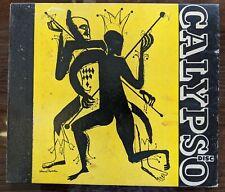 3 x 78rpm Disc Set CALYPSO Vol 2 628 Macbeth, Duke Of Iron, Lord Invader