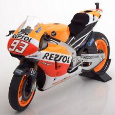 1:12 Minichamps Honda RC 213V Moto GP World Champion Marquez 2014