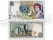 Isle of Man £5 Banknote (Mint) (AI13)