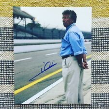 Mario Andretti Signed Autograph 8x10 Photograph Cars Indy 500 Racing Grand Prix
