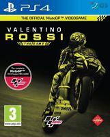 Valentino Rossi MotoGP 16 & 2015 + 2016 Season DLC PS4 * NEW SEALED PAL *