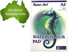 A4 Watercolour Pad 300gsm Atrist Painting Art Paper Sketchbook Sketch Drawing