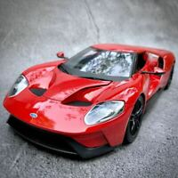 2017 Ford GT Speciale Special Edition Diecast Boxed 1:18 Model Car - Red