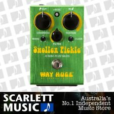 Way Huge Electronics Swollen Pickle Jumbo Fuzz MKIIS Effects Pedal *BRAND NEW*
