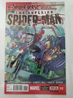 THE SUPERIOR SPIDER-MAN #32 (2014) 1ST APPEARANCE OF KARN! 1ST SPIDER-ARMY!