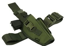 hip holster Walther P99 Colt 1911 molle Ammunition airsoft olive green od