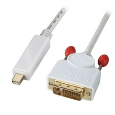Lindy Mini-DisplayPort to DVI-D Adapter Cable, 1m