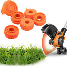 Flexible Spool Line Cap Replaces for Worx WA0010 50006531 Grass Trimmer Edger US