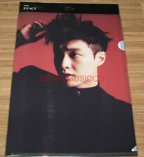 EXO MONSTER SMTOWN COEX Artium SUM OFFICIAL GOODS LAY L-HOLDER CLEAR FILE NEW