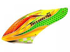Microheli Airbrush Fiberglass Cobra Canopy - T-REX 500E PRO DFC