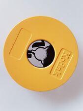 "Super 8mm Cine film spool 50 ft (aprox 3"" diameter) with case"