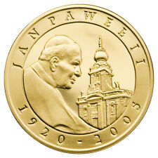 Poland / Polen 2005 - 10zl Pope John Paul II