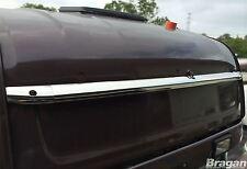 Para adaptarse a Scania P 4 G R R 2009+ Topline Cromo Moldura Tira Superior