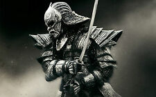 Framed Print - Japanese Samurai Warrior in Full Armour (47 Ronin Picture Poster)