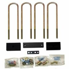 Rancho RS886503 Suspension Leaf Spring Block Kit Rear For 15-19 Ford F250 SD NEW