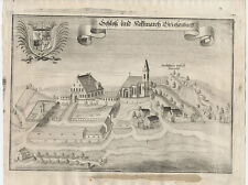 Postau/Grießenbach. - Kupferstich/Wening, um 1750