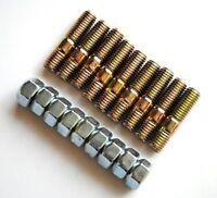 Turbo Studs + Nut for Nissan S13 S14 S15 SR20 CA18 Garrett T2 T25 T28 M8