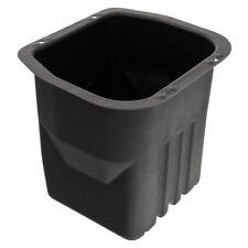 MGB CHROME BUMPER 6 VOLT PLASTIC BATTERY BOX (SOLD INDIVIDUALLY) - GAC4096X
