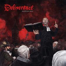 DELIVERANCE - Relentless Grace - CD - THRASH