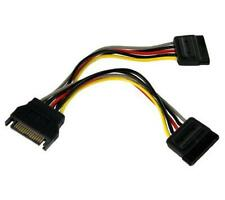 Startech - PYO2SATA - Sata Power Y Splitter Cable