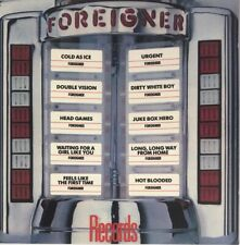 Foreigner - Records (CD Atlantic) Greatest Hits