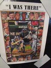 """HOUSTON ASTROS CRAIG BIGGIO'S FINAL GAME """"I WAS THERE"""" SEPTEMBER 30, 2007"""