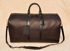 Gucci Diamante Leather Carry-On Duffel Bag, Brown, Large, MSRP  2,500 325ade47478