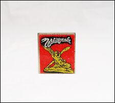 Whitesnake Vintage 80's Saints & Sinners Sparkle Glitter Pin David Coverdale