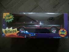 BATMOBILE --DC COMICS ADULT COLLECTOR CAR-- SEALED