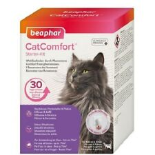 Diffuseur et Recharge Phéromone Anti-stress Beaphar Catcomfort Chats 48 ML