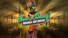 ODDWORLD nuevo 'n' sabroso PC de Steam código clave nueva descarga juego rápido y región libre