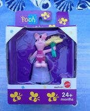 Piglet Winnie The Pooh Vintage 1990's  MATTEL NIP For Ages 2+ Great Cake Topper