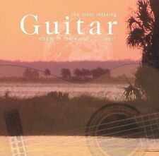 NEW Most Relaxing Guitar Album in the World Ever (Audio CD)