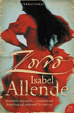 Zorro: The Novel by Isabel Allende (Paperback, 2006)