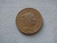 """Mexico 5 Centavos, 1973 Coin.  """" Josefa """""""
