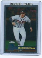 Freddie Freeman 2011 Topps Chrome VC Rookie Card #vc145 qty