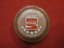 Coca Cola Galaxy Yo-Yo Genuine Russell Vintage Rare Yoyo Collectable Fanta Leed