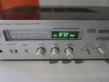 YAMAHA R-700 NATURAL SOUND STEREO REVEIVER works great!!