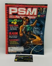 Playstation PSM Magazine No. 25 September 1999 Tomb Raider 4 Cover