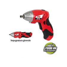 CACCIAVITE A BATTERIA AL LITIO DRIVER REVERSIBILE 3,6V AVVITARE VALEX 1422531