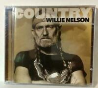 Country - Willie Nelson By Willie Nelson  (CD) W or W/O CASE EXPEDITED WITH CASE