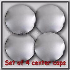 Silver 2006-2007 GMC Envoy XL, XUV Center Caps Hubcaps For Aluminum Wheel Set 4