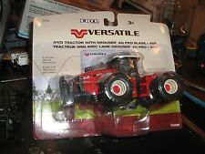 Ertl Versatile 4WD Tractor with Grouser Ag Pro Blade 450 Tractor 1/64 16250