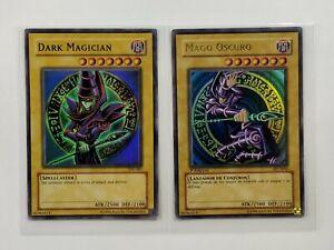 Dark Magician Mago Oscuro - BIY-S006 - Ultra Rare 1st Edition & SYE-001 Super