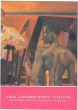 Arte Contemporanea UGO ATTARDI phone card collection carta telefonica n881 -035
